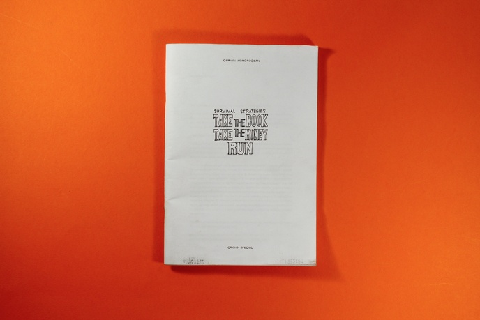 Survival Strategies: Take The Book, Take The Money, Run thumbnail 3