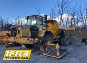 Used 1997 Volvo A35C For Sale