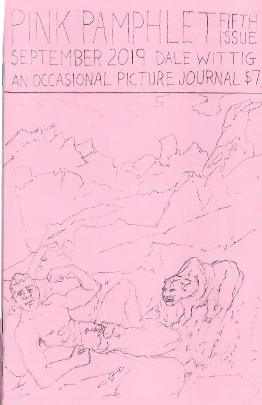 The Pink Pamphlet : A Semiannual Picture Journal, Issue 5 (September 2019)