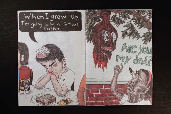 Drawings 2 Kill Your Parents 2