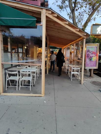 UP Bou Akar Hanzhang Yang SP21 Restaurant in Greenwich Village.jpeg