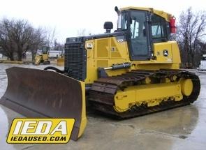 Used 2012 John Deere 850K LGP For Sale