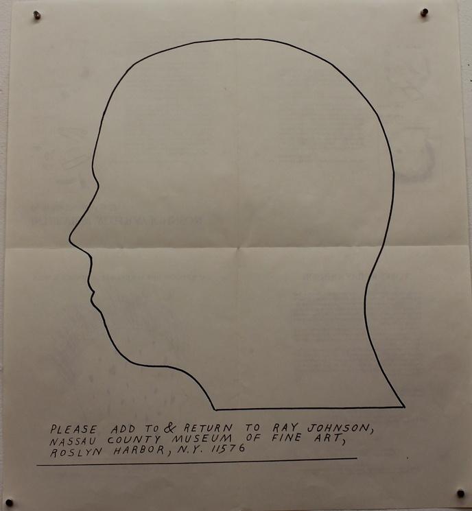 Ray Johnson: New York Correspondence School : Please Add & Return to Ray Johnson