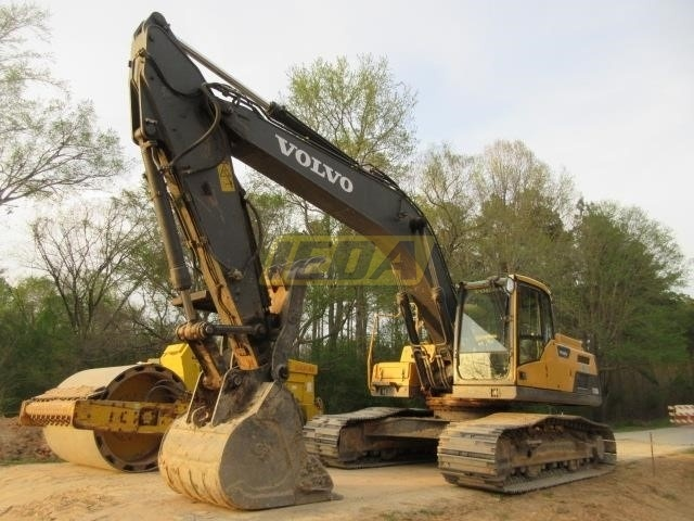 Used 2013 Volvo EC250DL For Sale