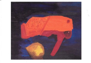 Fish Love Postcard