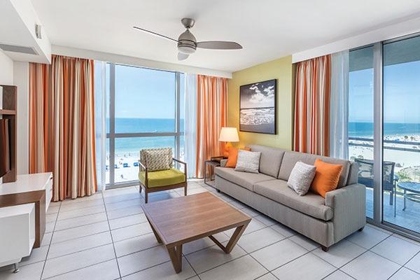 Apartment Clearwater Beach Resort 2 Bedrooms 2 bathrooms photo 20211701