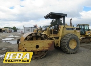 Used 1996 Caterpillar CP-563C For Sale