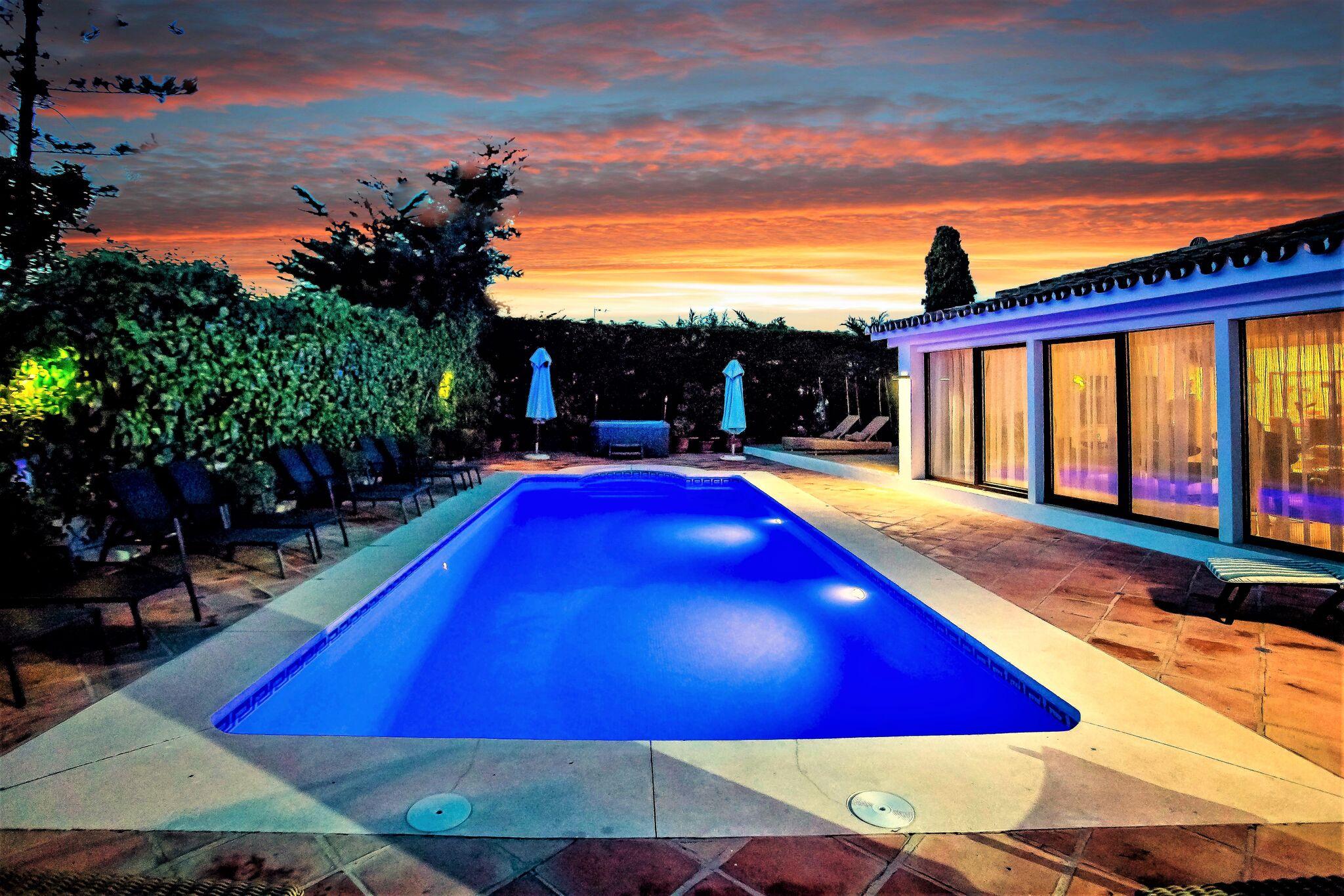 Apartment 8 Bedroom VILLA BY PUERTO BANUS   SEA 5 min                                photo 16956490