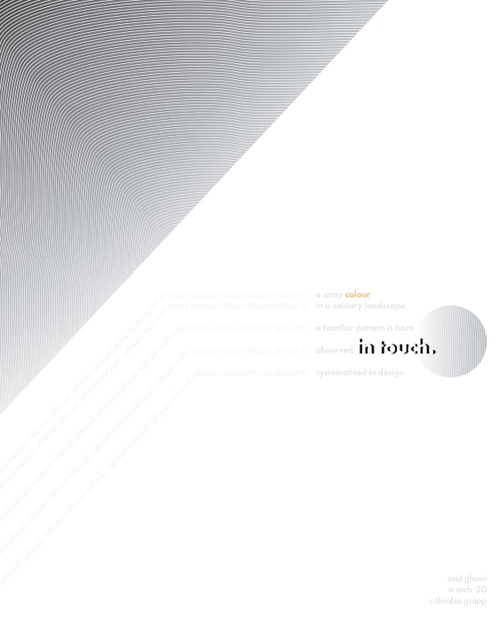 ARCH GhawiZeid SP20 Portfolio.pdf_P1_cover.jpg
