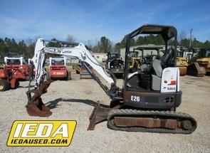 Used 2013 Bobcat E26GM For Sale