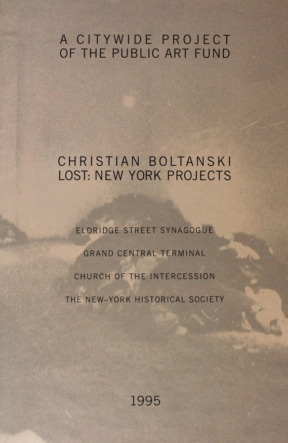 Lost : New York Projects