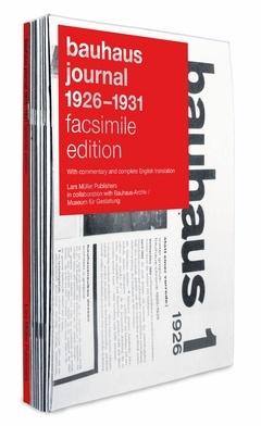 Bauhaus Journal 1926–1931 (Facsimile Edition)