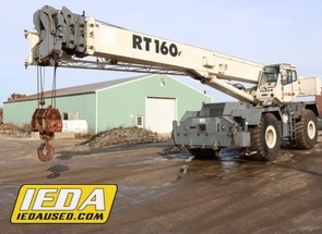 Used 1999 Terex RT160 For Sale