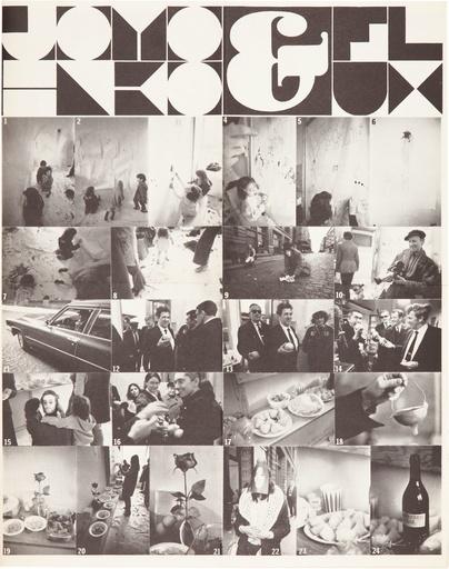 cc V TRE No. 9 : John & Yoko & Flux (1970) thumbnail 2