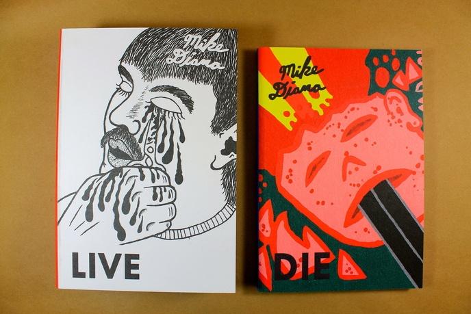 Mike Diana : America : Live/Die thumbnail 2