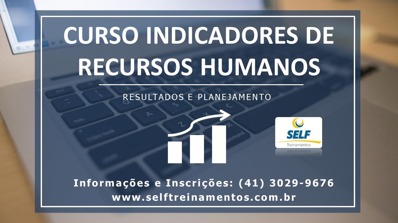 Curso Indicadores de Recursos Humanos
