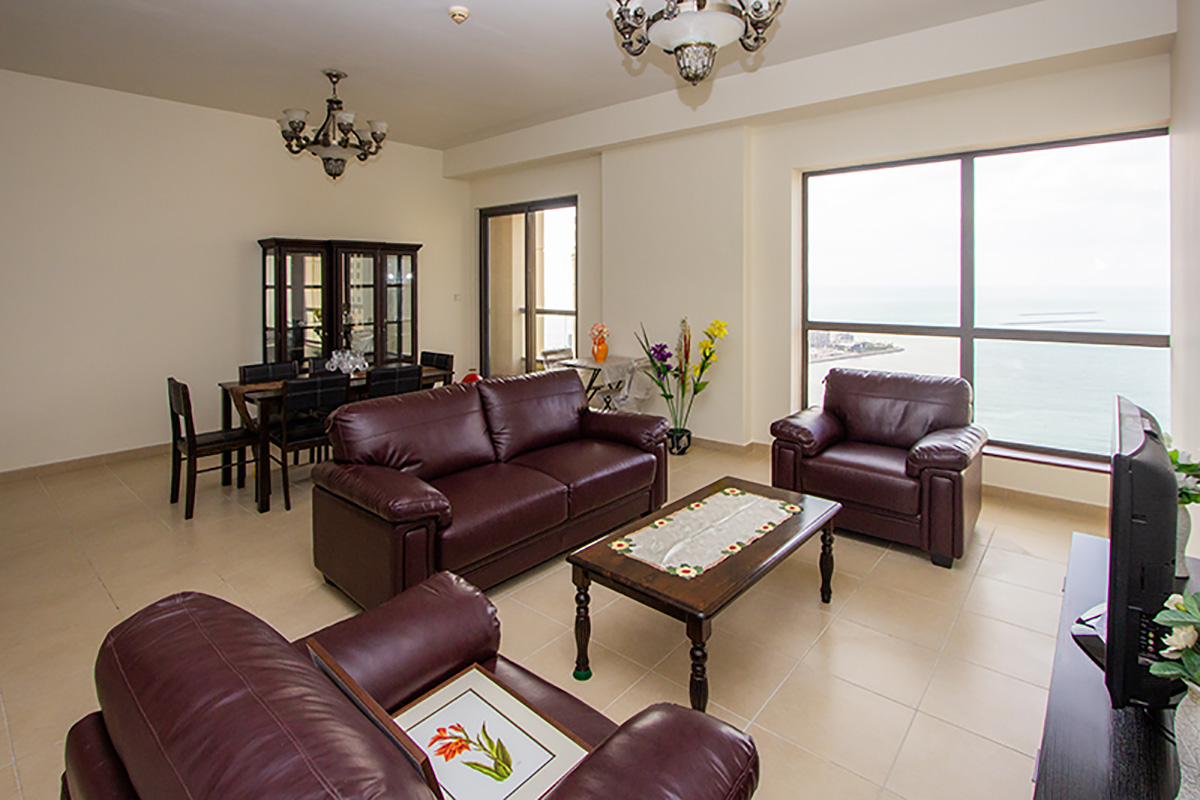 Sphere Stays JBR - Spacious 2BR with FULL SEA VIEW photo 26748199