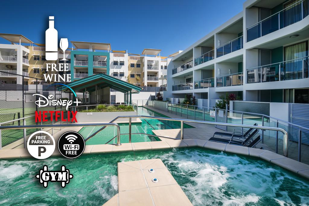 Apartment 3BR Coolum Beach Escape  photo 23877140