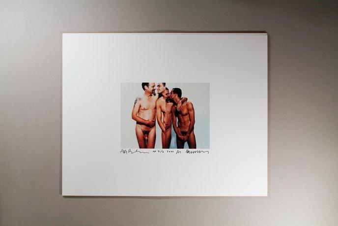 Untitled (Matthias Herrmann / AA Bronson) thumbnail 3