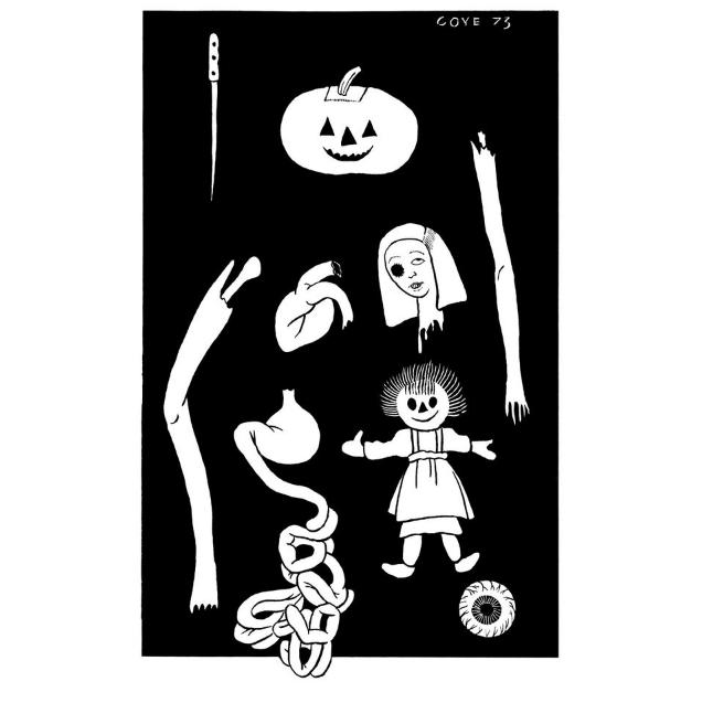 Sacred Bones 2018 Calendar thumbnail 2