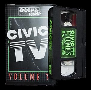 Civic TV, Vol. 3