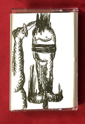 Dead Is Better Cassette [Hand-Drawn Cover]