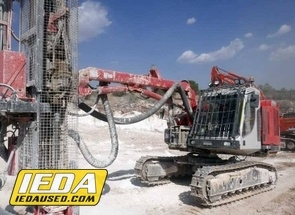 Used 2017 Sandvik DX 800 For Sale