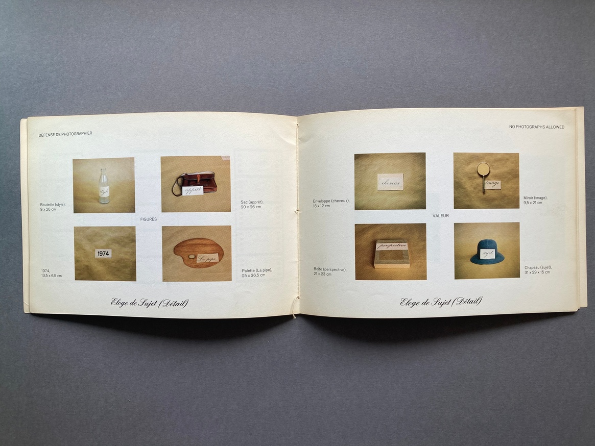 Marcel Broodthaers (No Photographs Allowed) thumbnail 4