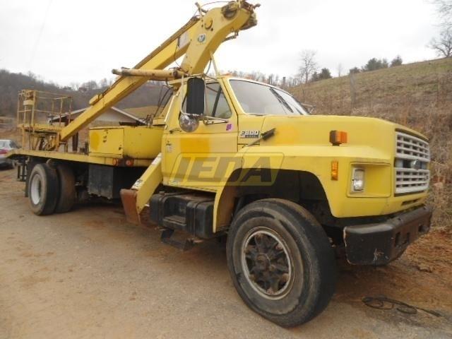 Used 1991 ELLIOTT ECE50 For Sale