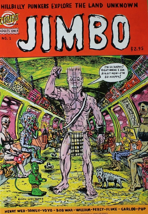 Jimbo: Hillbilly Punkers Explore The Land Unknown