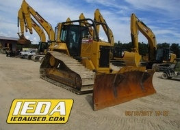Used 2014 Caterpillar D6N LGP For Sale