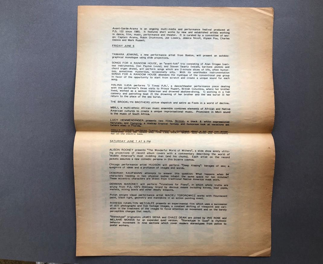 Avant-Garde-Arama: Avant-Garde-Arama Exposed thumbnail 2