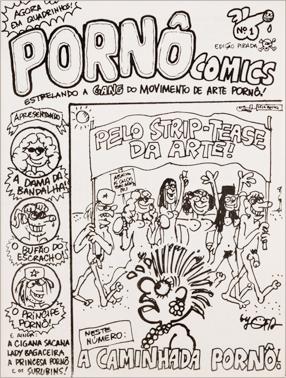 Pornô Comics