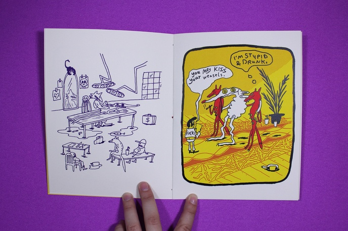 The Buddies : The Book of Party thumbnail 5