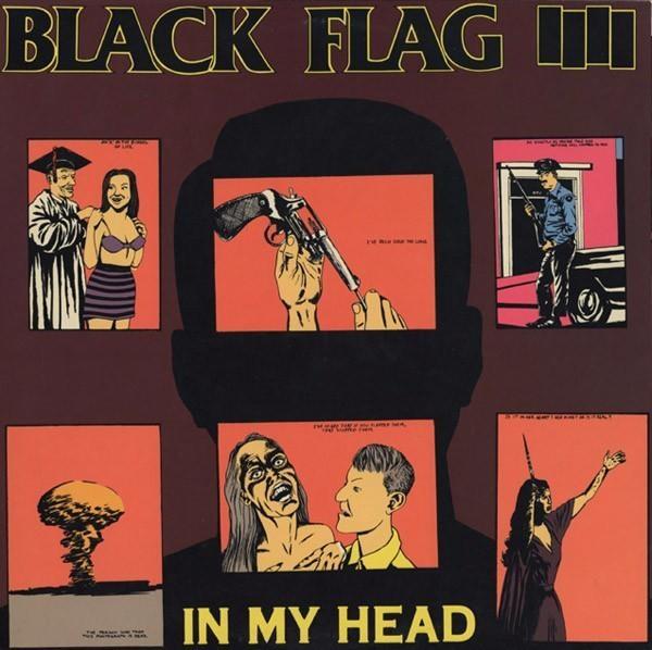 In My Head [LP]