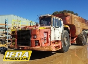 Used 2014 Sandvik TH663i For Sale