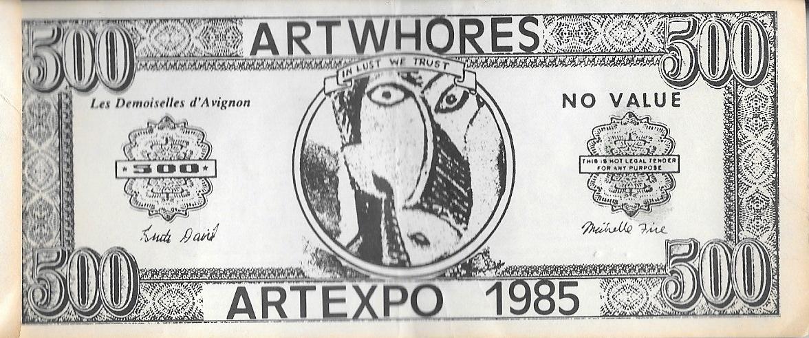Art Whores/Expo Money