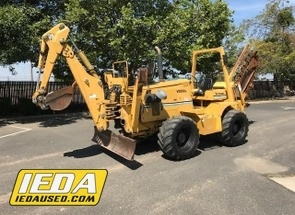 Used 1999 Vermeer V8550A For Sale