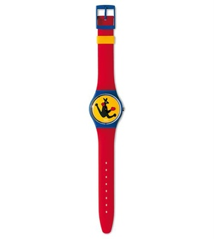 Swatch Artist Series Set (Arroyo, Boym, Scharf, Jun, Mutji, Bouabre)