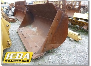 Used  Caterpillar 970F Wheel Loader Bucket For Sale
