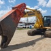 Used 2012 Komatsu PC240 LC-10 w/ shear For Sale
