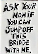 Ask Your Mom Pin