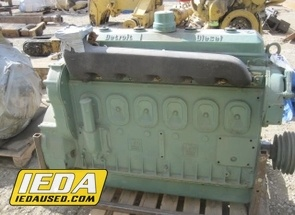 Used  DETROIT 671 For Sale