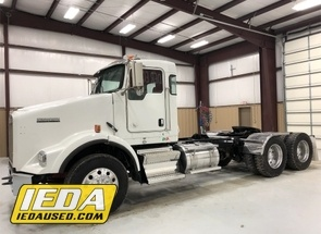 Used 2016 Kenworth T800 For Sale