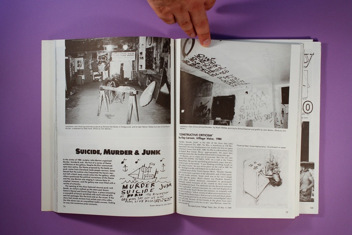 ABC No Rio Dinero : The Story of a Lower East Side Art Gallery thumbnail 5