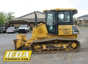 Used 2014 Komatsu D39PX-23 For Sale