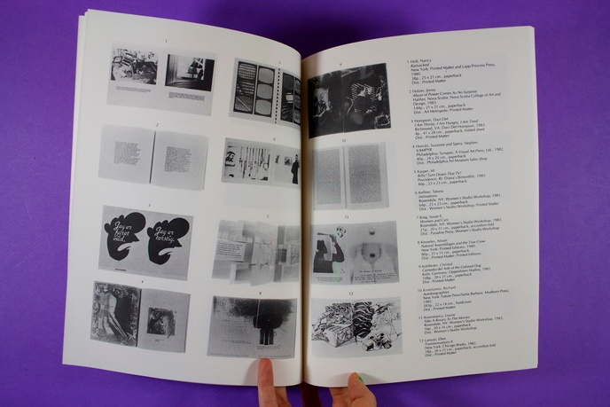 Offset :  A Survey of Artists' Books thumbnail 3