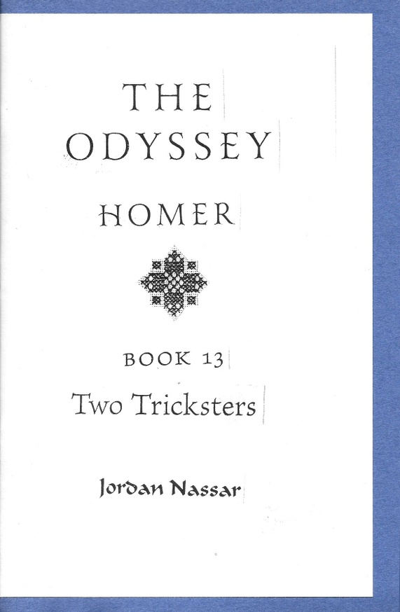 The Odyssey: Homer: Book 13: Two Tricksters