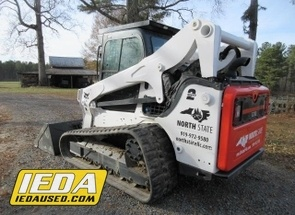 Used 2017 Bobcat T770 For Sale