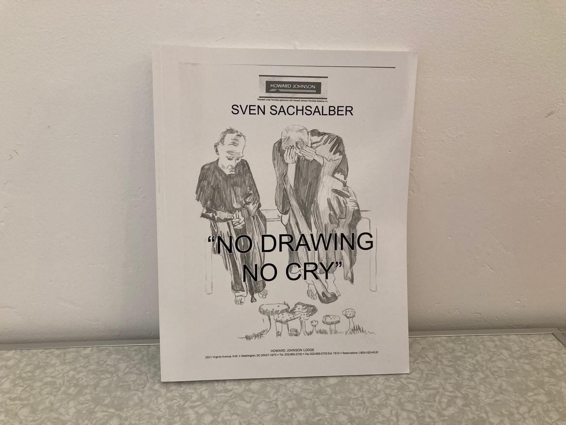 No Drawing No Cry